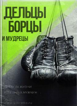 Сборник Дельцы Борцы и Мудрецы скачать. Саммари Сократко