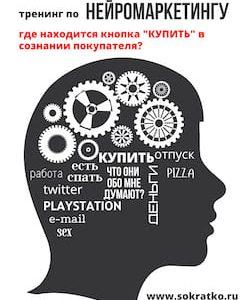 Патрик Ренвуазе, Кристоф Морен. Тренинг по нейромаркетингу. Где находится кнопка «Купить» в сознании покупателя? Саммари скачать, читать и слушать онлайн Сократко